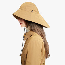 WATER REPELLENT COTTON SUD OVEST, CAMEL, SIZE 48