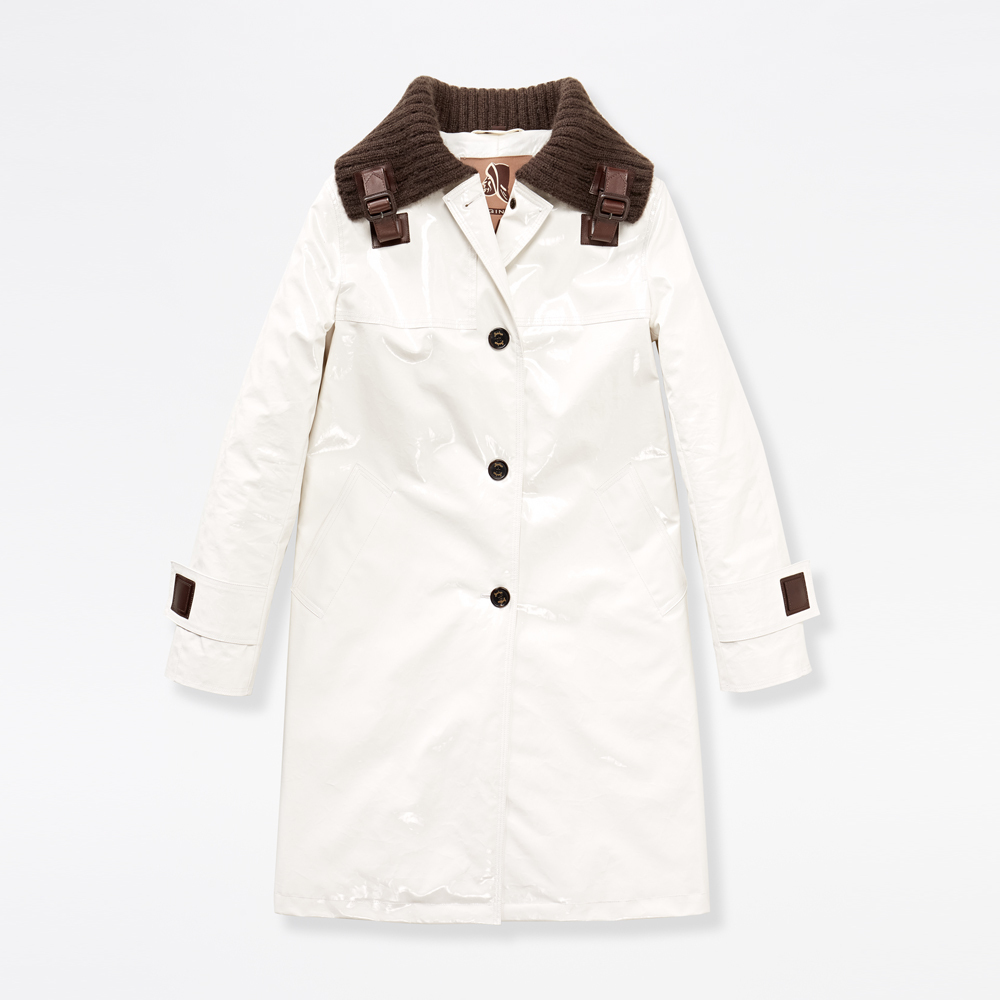 Sealup-NEW JACKIE STYLE CIRE' RAINCOAT
